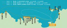 かすみ海上タクシー事業協同組合の商品・技術イメージ