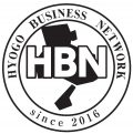 HBN(Hyogo-Business Network)のロゴ